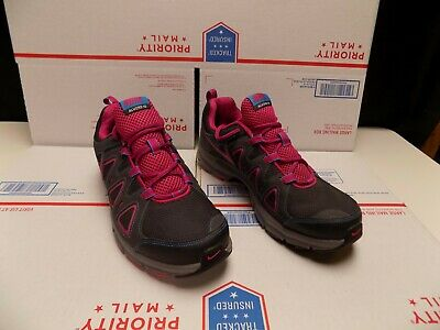 600f2bcda8a8 NIKE AIR ALVORD Women s Size US 12 Trail Gray Athletic Running Shoes  512038-005
