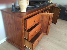 Custom made extra large TV/media Unit Windsor Hawkesbury Area Preview