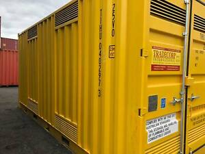 Brand New 20ft Side Opening Dangerous goods Container