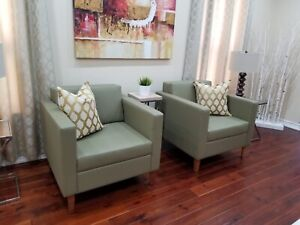 Beautiful Accent Club Chairs