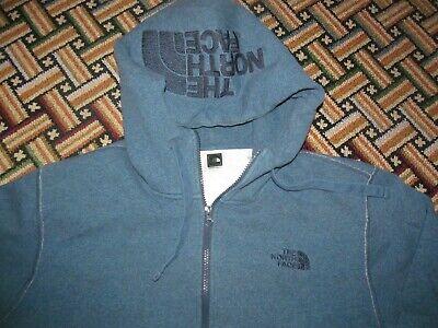 The North Face Logo Wear Men's  Full Zip Jacket Size xl