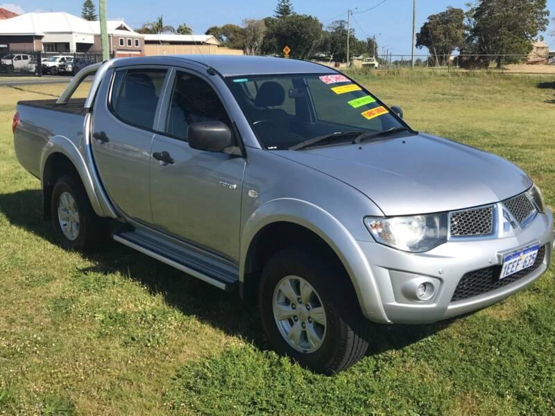 2012 Mitsubishi Triton Ute Cars Vans Utes Gumtree Australia