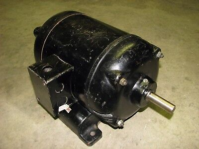 Hoover 7351ll15890 Electric Motor 1 Hp 17251425 Rpm 220440 Volt Ac 3-phase