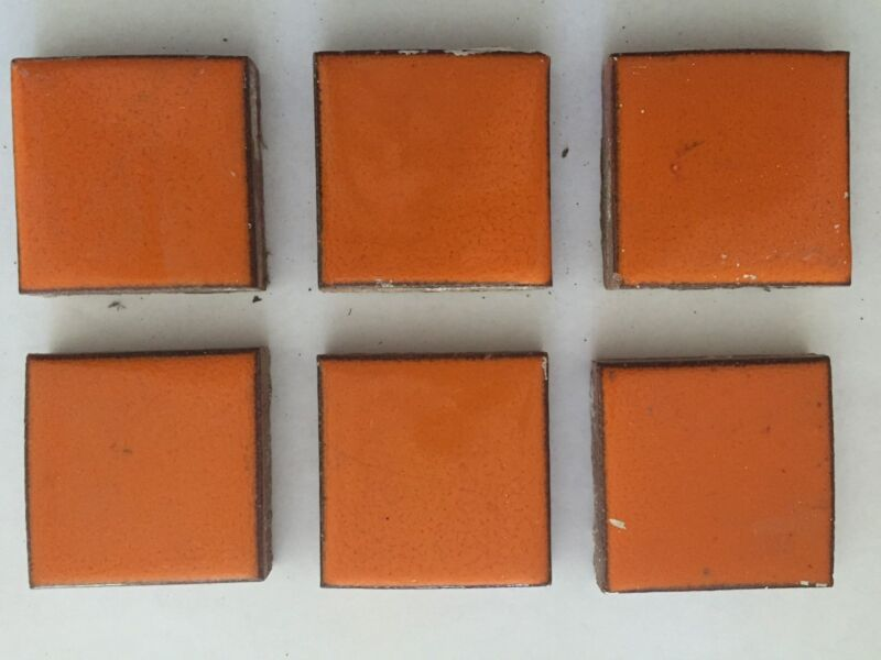 Antique / Vintage 3 x 3  Tiles - Architectural Salvage