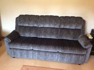 Sofa-lit et causeuse inclinable Elran