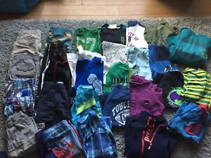 Boys Size 8 Summer Clothes