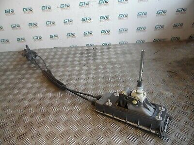 SEAT IBIZA MK5 5 SPEED GEAR SELECTOR WITH LINKAGE CABLES - 6Q0711049CG (D60)