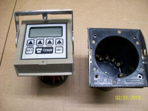 TENOR DIGITAL TIMER , 6652-6-0142