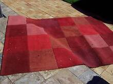Red Tone Floor Rug - $40.00 Oxley Vale Tamworth City Preview