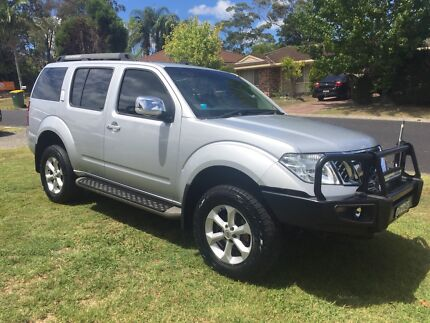 2010 Pathfinder ST-L Kariong Gosford Area Preview