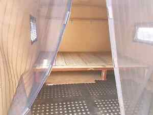 For sale solid Camper box Penguin Central Coast Preview