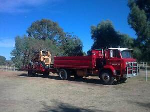 Truck and bobcat for sale Maddington Gosnells Area Preview