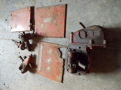 Allis Chalmers Wd 45 Tractor Ac Battery Box Hydraulic Pump Valve Distributor Dri