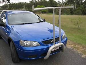 Good Tradeys Ute - 2005 Blue Ford Falcon RTV Ute Meadowbrook Logan Area Preview