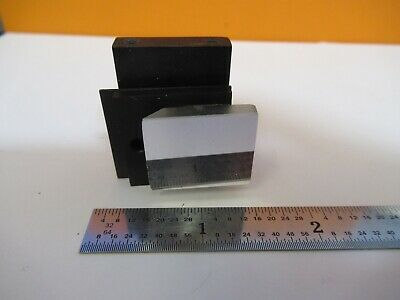 Olympus Japan Mounted Mirror Optics Microscope Part As Pictured A5-a-58