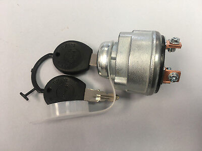 Mitsubishi Compact Tractor Ignition Key Switch Mt17 Mt18 Mt20 Mt21 1025-3504-000