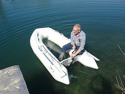 TRANSPARENT,CLEAR BOTTOM INFLATABLE RIB BOAT 2 M delivery from EU,VAT included