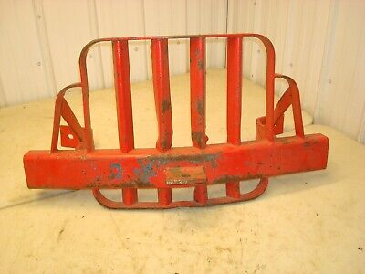 Ford 600 800 Tractor Front Push Bar Bumper Grill Guard