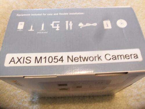 Axis M1054 IP Network Security Surveillance Web Color Cam Camera