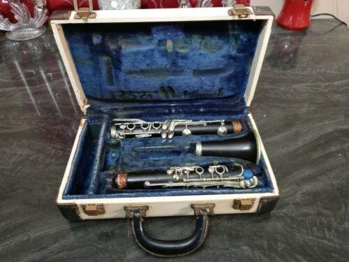 Vintage Ault XX Supreme Import Clarinet w/ Case - Instrument AS IS No Mouthpiece