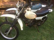 Yamaha TT250 x2 $800 Diamond Creek Nillumbik Area Preview