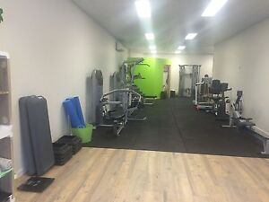 Commercial gym equipment - hardly used Bundall Gold Coast City Preview