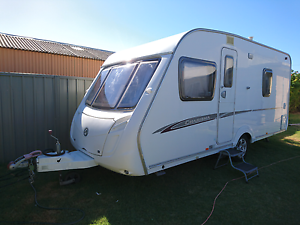 Light weight Swift Charisma caravan 2008 Safety Bay Rockingham Area Preview