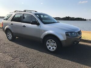 2004 Ford Territory Five Dock Canada Bay Area Preview