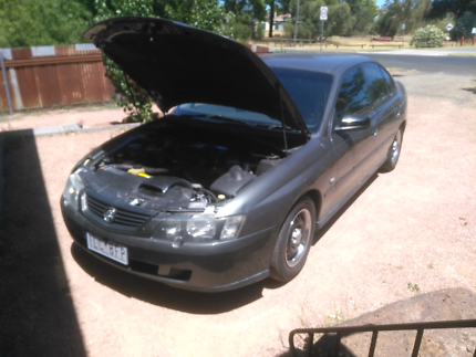 Vy commodore with rego for swaps for r31 skyline or other