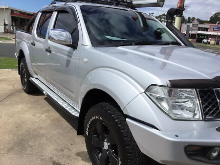 NISSAN NAVARA ST-X TURBO DIESEL AUTO 4x4 D/CAB NOW Only $11990 Fairy Meadow Wollongong Area Preview