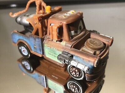 Disney Cars Spy Mater W/guns Pixar Tow Mater (Tow Mater)