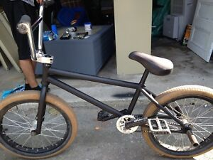 We the people 20.75 BMX bike