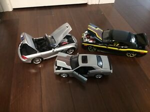 Mopar Die Cast Models