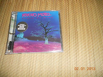 Psycho Motel - State of Mind CD sealed OOP RARE NEW Iron Maiden