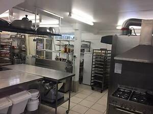 Licensed Commercial Kitchen with Front Shop- Cheap rent Spring Hill Brisbane North East Preview