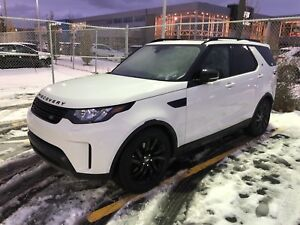 2017 Land Rover Discovery Full Size