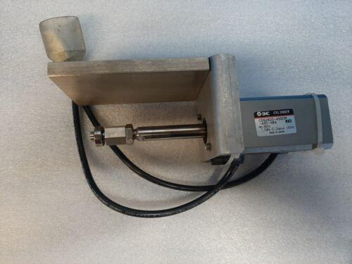 Smc Cylinder  Cdq2b20-45dcm-a80-xb9