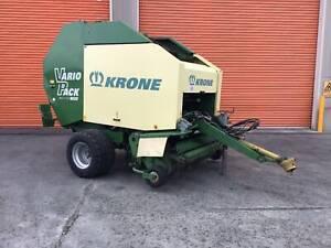 Krone VP1800 Krone Vario Pack V1800 Round Baler Somerset Waratah Area Preview