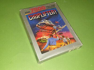 Atari 7800 VCS Game Box - Choplifter *No Game*