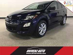 2011 Mazda CX-7 GS ALL WHEEL DRIVE, AUTO HEADLIGHTS, HID HEAD...