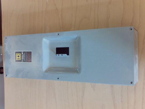 Square D: Circuit Breaker Enclosure Q2-2200NS Series E3 (200A 240V) #1B-1015-A14