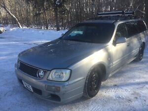 1998 Nissan Stagea RS4 10000 obo