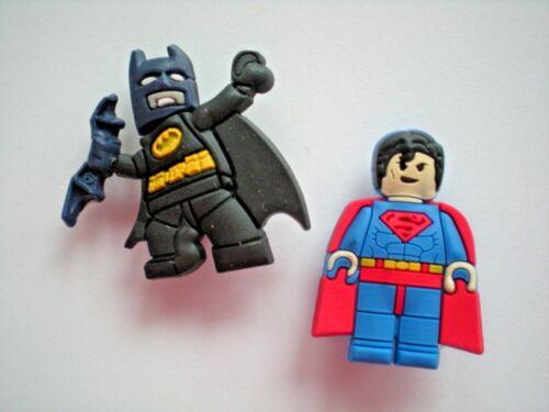 Clog Shoe Charm Plug Bracelet Belt Kid Accessories Batman Superman
