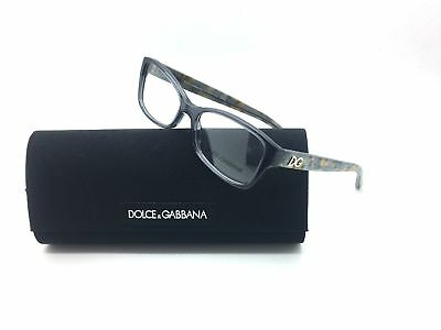 Dolce & Gabbana Gray Eyeglasses DG 3119 1924 54 mm Designer  Demo Lenses