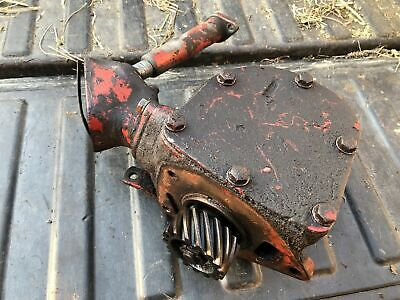 Ih International 300 Utility Governor From Good Running Tractor