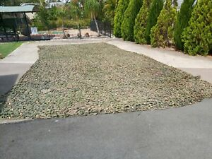 Camouflage Net Large 10m x 5m Heavy Duty Exterior