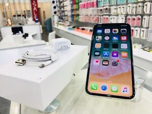 Original iPhone X 64GB Silver apple warranty tax invoice Surfers Paradise Gold Coast City Preview