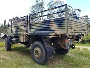 MERCEDES UNIMOG WORKING GROUP, AIRCON 4X4