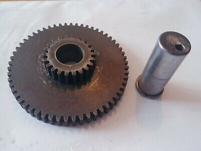 South Bend 9 Lathe Apron Pinion And Gear Assembly