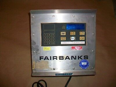 Fairbanks Digital Scale Head H90-167-1